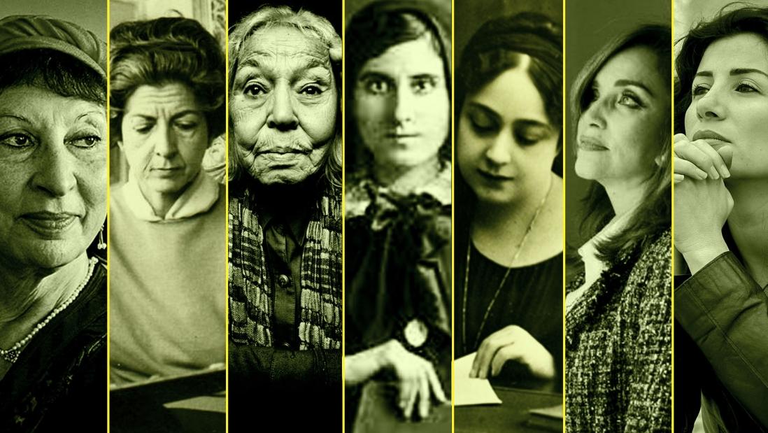 «با نور بنویس، خشمگین باش و طغیان کن»: ۷ نویسندهی زن عرب که به نماد فمینیسم تبدیل شدند