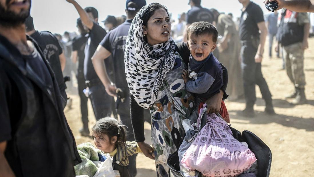 این پاکسازی قومی است»: گزارشی از کردستان سوریه