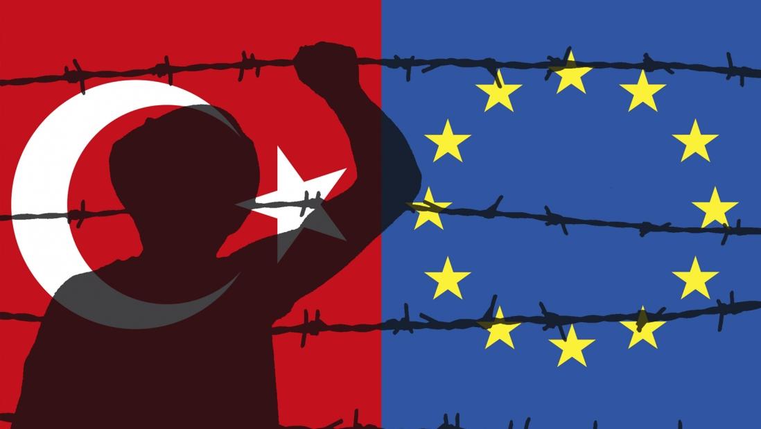 مهاجران ایرانی ترکیه را مقصد نهایی نمیدانند
